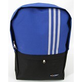 MOHAWK Tas Ransel Notebook [RS85-B] - Blue (Merchant) - Notebook Backpack