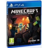 MOJANG DVD PS4 Game Minecraft - Cd / Dvd Game Console
