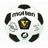 MOLTEN #5 Size 5 [S5G-GOAL] - Black - Bola Sepak / Soccer Ball