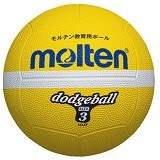 MOLTEN Dodge Ball - Bola Tangan / Handball