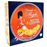 MONDE Danish Butter Cookies Blue 908gr (Merchant) - Biskuit & Waffer