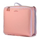 BAGS IN BAG Travel Organizer Bag Set 5 in 1 - Pink - Travel Bag