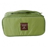 MONOPOLY Travel Underwear Pouch - Green - Travel Bag