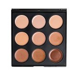 MORPHE 9FC Color Cool Foundation Palette (Merchant) - Face Foundation