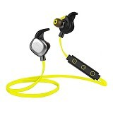 MORUL U5 IPX7 Sporty NFC Swimming Stereo Wi - Yellow - Headset Bluetooth
