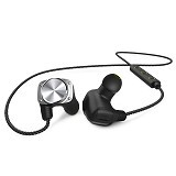 MORUL Waterproof Bluetooth Earphone Wireless [ U6 IPX6] (Merchant) - Headset Bluetooth