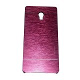 MOTOMO Metal Hardcase for Lenovo P1 Turbo - Pink (Merchant) - Casing Handphone / Case