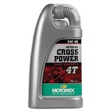 MOTOREX Cross Power 4T 5/40 [300596] - Cairan Pelumas Mesin Motor / Oli