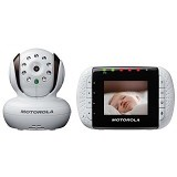 MOTOROLA Wireless Video Baby Monitor with Infrared Night Vision and Zoom [MBP36] - IP Camera