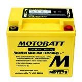 MOTTOBAT Aki Quadflex [MBTZ7S] Moge - Battery Charger Otomotif / Cas Aki