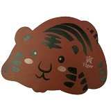 MOUSE PAD Tiger - Mousepad Standard