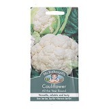 MR FOTHERGILLS Cauliflower All The Year Round - Bibit / Benih Sayuran