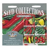 MR FOTHERGILLS Pepper Collection - Bibit / Benih Sayuran