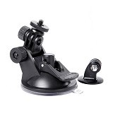 MR. GADGET Car Window Suction Cup for Action Camera [MRG3] - Tripod Arm, Rail and Macro Bracket