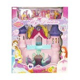 MR TOYS MRT My Dream Beauty Castle Play Set Mainan Anak (Merchant) - Mainan Simulasi