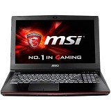 MSI GE62 2QL Apache - Black - Notebook / Laptop Gaming Intel Core I7
