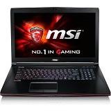 MSI GE72 2QD Apache Pro (GTX 960 M 2GB GDDR5) - Black - Notebook / Laptop Gaming Intel Core I7