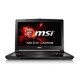 MSI GS40 6QE Phantom (Core i7-6700HQ) - Black - Notebook / Laptop Gaming Intel Core i7