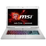 MSI GS70 6QE Stealth Pro (Core i7-6700HQ) - Silver - Notebook / Laptop Gaming Intel Core i7
