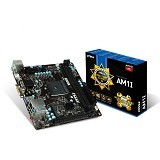 MSI Motherboard AMD AM1I  Mini ITX  (Merchant) - Motherboard Amd Socket Am2 / Am2+