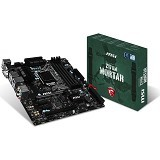 MSI Motherboard LGA 1151 Arsenal Gaming [Z170M Mortar] (Merchant) - Motherboard Intel Socket Lga1151