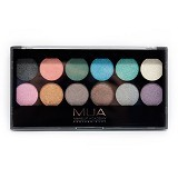 MUA COSMETIC Palette Glitterball - Eye Shadow