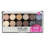 MUA COSMETIC Palette Hall Of Fame - Eye Shadow