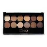 MUA COSMETIC Palette Heaven And Earth - Eye Shadow
