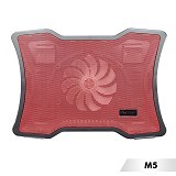 MURAGO Cooler [M5] - Red - Notebook Cooler