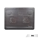 MURAGO Cooler [M6] - Black - Notebook Cooler