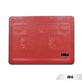 MURAGO Cooler [M6] - Red - Notebook Cooler
