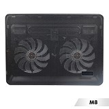 MURAGO Cooler [M8] - Black - Notebook Cooler