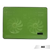 MURAGO Cooler [M8] - Green - Notebook Cooler