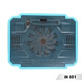 MURAGO Cooler [M801] - Blue - Notebook Cooler