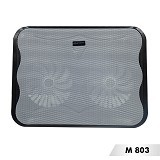 MURAGO Cooler [M803] - Black - Notebook Cooler