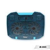 MURAGO Cooler [M805] - Blue - Notebook Cooler