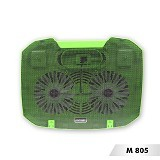 MURAGO Cooler [M805] - Green - Notebook Cooler