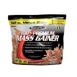 MUSCLETECH Premium Mass Gainer 12 Lbs - Chocolate - Suplement Peningkat Metabolisme Tubuh