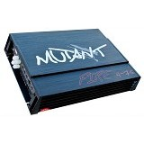 MUTANT Speaker Mobil [M-F 754A] - Car Audio System