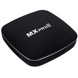 MXPRO II Android TVBox Amlogic [MXPRO-II-S905 1G/8G] (Merchant) - Tv Set Top Box / Stb