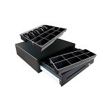 MiniPOS Cash Drawer [MP-C4141] - Black (Merchant) - Pos Cash Drawer