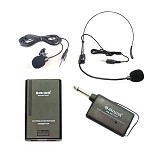 N-AIWA Headset and Clip on [NA8012 HTL] - Microphone System
