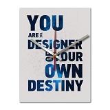 NAIL YOUR ART Jam Dinding Artistik Designer [NYA150308] - Jam Dinding