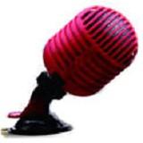 NAKAMICHI My Maiku Bluetooth Speaker - Red - Speaker Bluetooth & Wireless