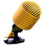 NAKAMICHI My Maiku Bluetooth Speaker - Yellow - Speaker Bluetooth & Wireless