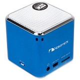NAKAMICHI My Mini Plus Speaker with FM Radio - Blue