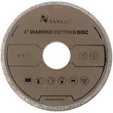 "NANKAI Cutting Disc Slide Chrome 4"" - Mata Bor"