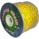 NANKAI Rantai Meteran Plastik PVC 6mm x 50m - Kuning - Tool Set