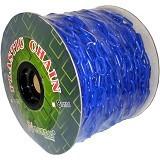 NANKAI Rantai Meteran Plastik PVC 8mm x 30m - Blue - Tool Set