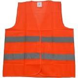 NANKAI Rompi Polyster - Orange - Pakaian Pengaman